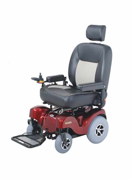 Power Chairs Bariatric